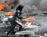 Iraq protests: Shots