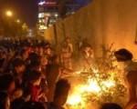 Iraq unrest: Protesters