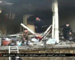 Syria: Twin attacks on