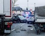 German lorry attack in