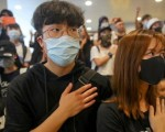 Hong Kong: Anger as face