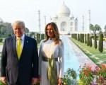 Taj Mahal: US President
