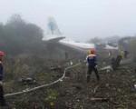 Ukraine plane crash: