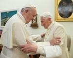 Retired Pope Benedict