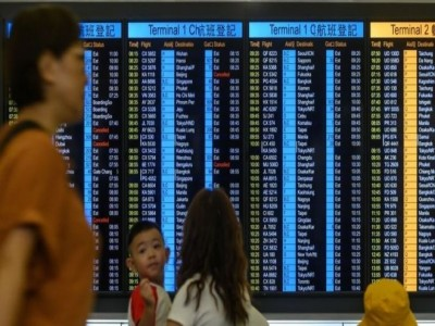 Hong Kong protests: Flights resume amid new security measures