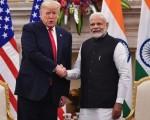 Donald Trump in India: