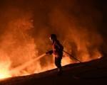 Portugal fires: Three