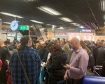 Schiphol airport: Pilot