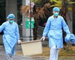 New China virus: Warning