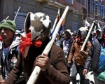 Bolivia crisis: New