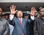 Gabon poll: Ali Bongo