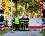 Dutch rail crash: Four