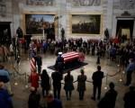 George HW Bush funeral:
