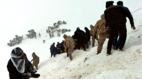 Second Turkey avalanche wipes out rescuers
