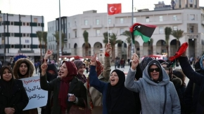 Libya conflict: Turkey sends troops to shore up UN-backed government