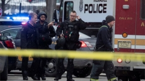 Five dead in Milwaukee shooting at Molson Coors beer company