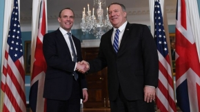 UK recognises threat posed by Iran, says Raab
