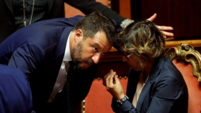 Italy government crisis: Salvini calls for snap election
