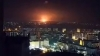 Syria war: Israel 'hits Iran-backed fighters near Damascus'