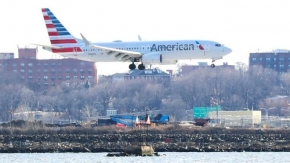 American Airlines sabotage mechanic 'has possible IS links'