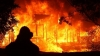 California wildfires: Thousands evacuated as flames rage