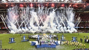 UK Sport: Champions League final in 2023 one of many 'hosting targets'