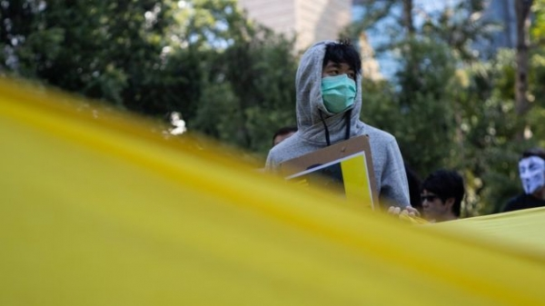 Hong Kong protests: China's leaders send message to protesters