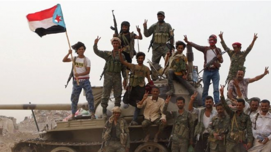 Yemen conflict: Southern separatists seize control of Aden