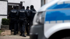 Germany bans Combat 18 as police raid neo-Nazi group