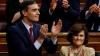 Spain's Sánchez narrowly wins vote to govern in coalition