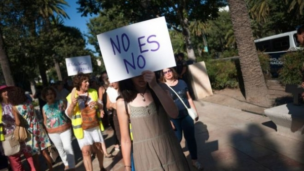 Spanish anger as five men acquitted of gang-raping teenager