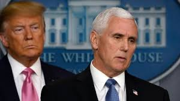 Trump names VP Pence to lead coronavirus response