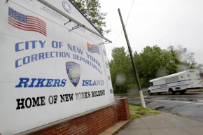 More than one-third of recently hired Rikers Island correction officers have serious 'red flags' about whether they're fit for the joboo